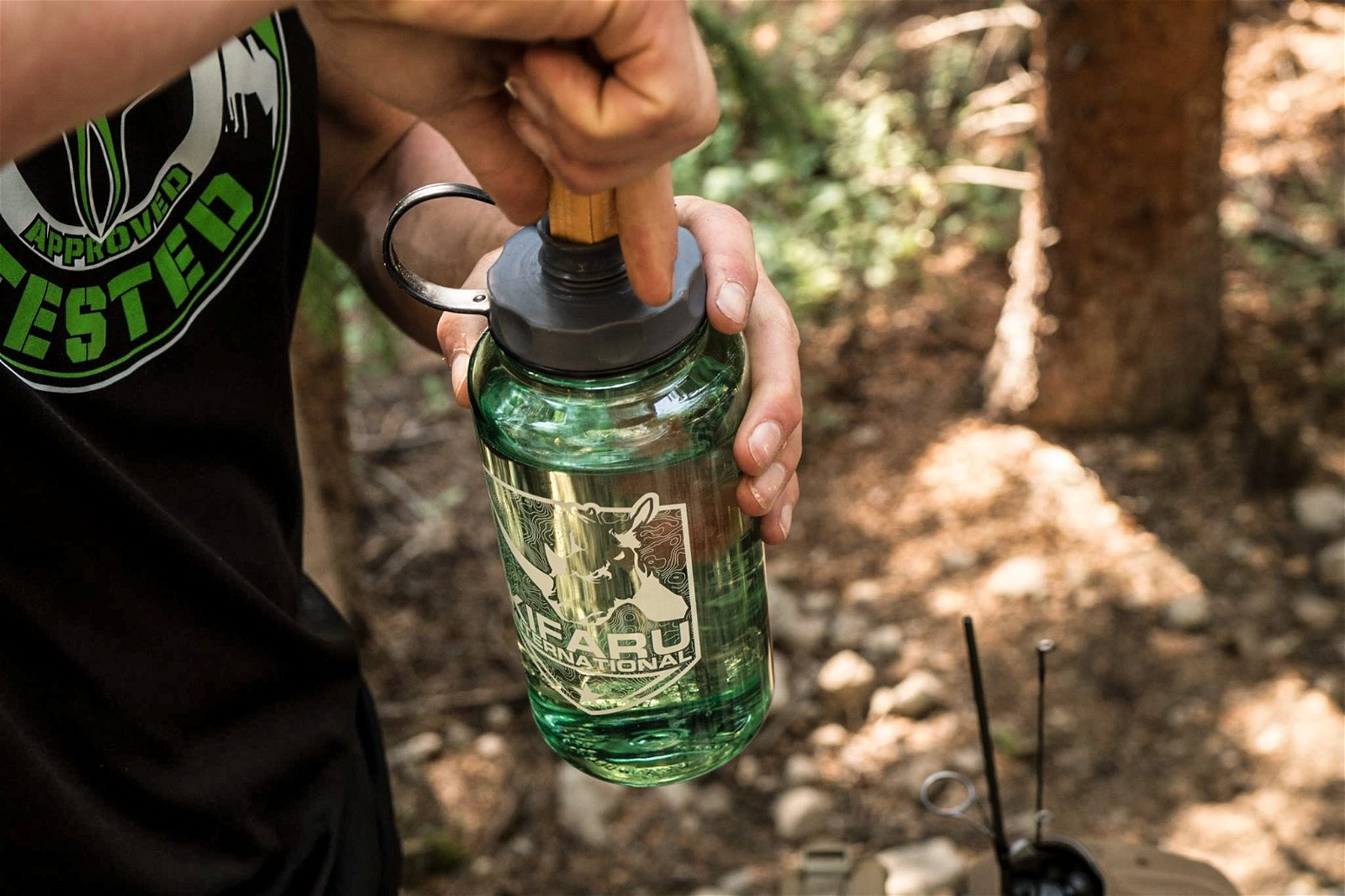Back Country Water Purification