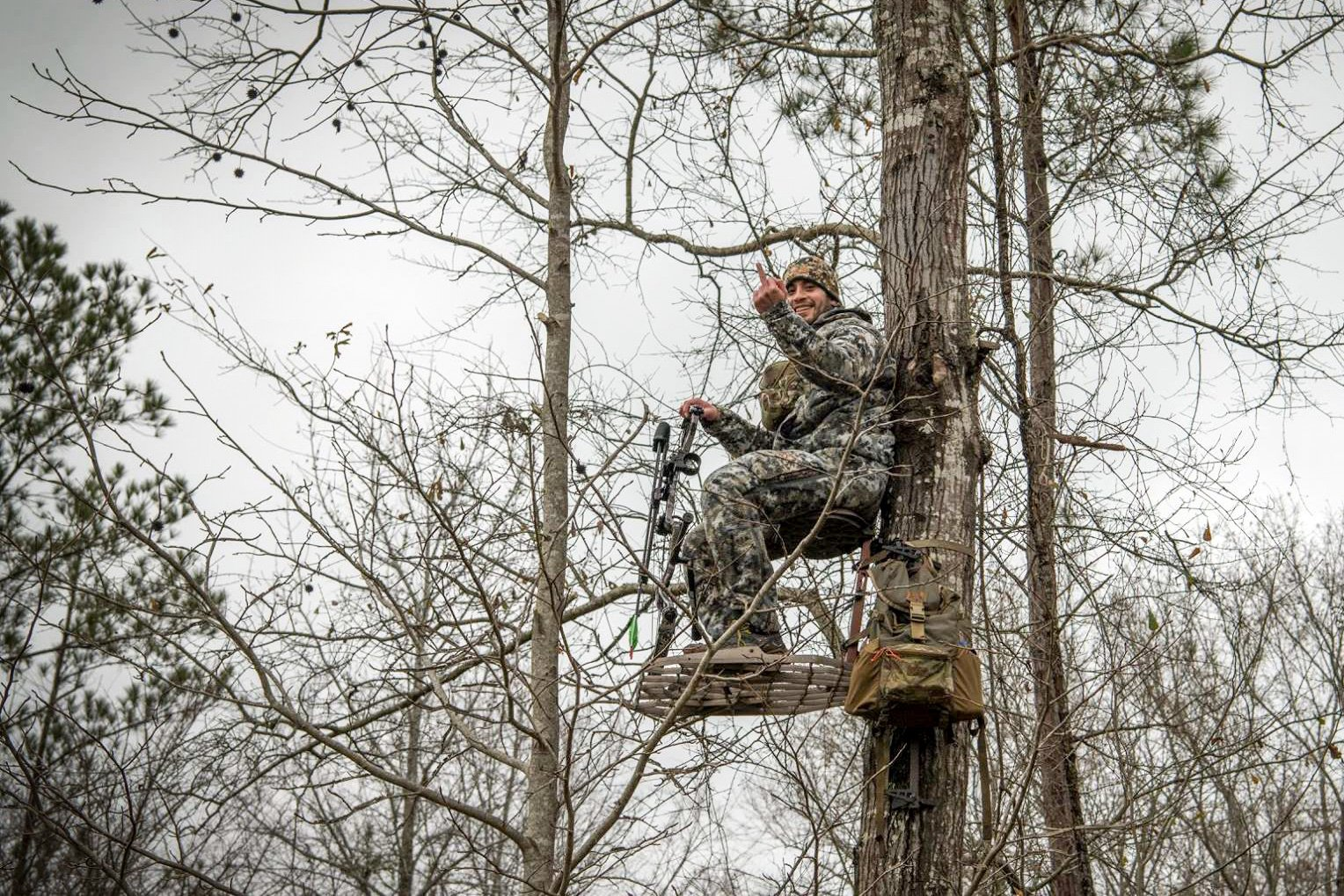 Frank tree stand
