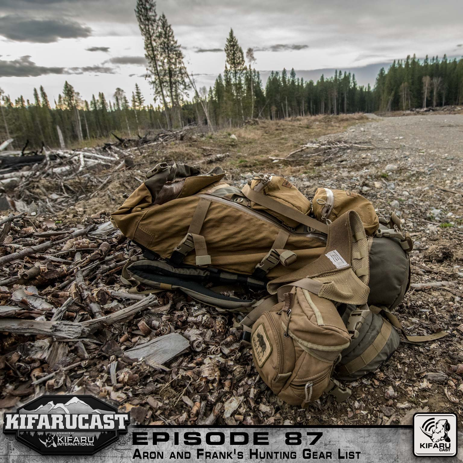 Aron and Frank's Hunting Gear list