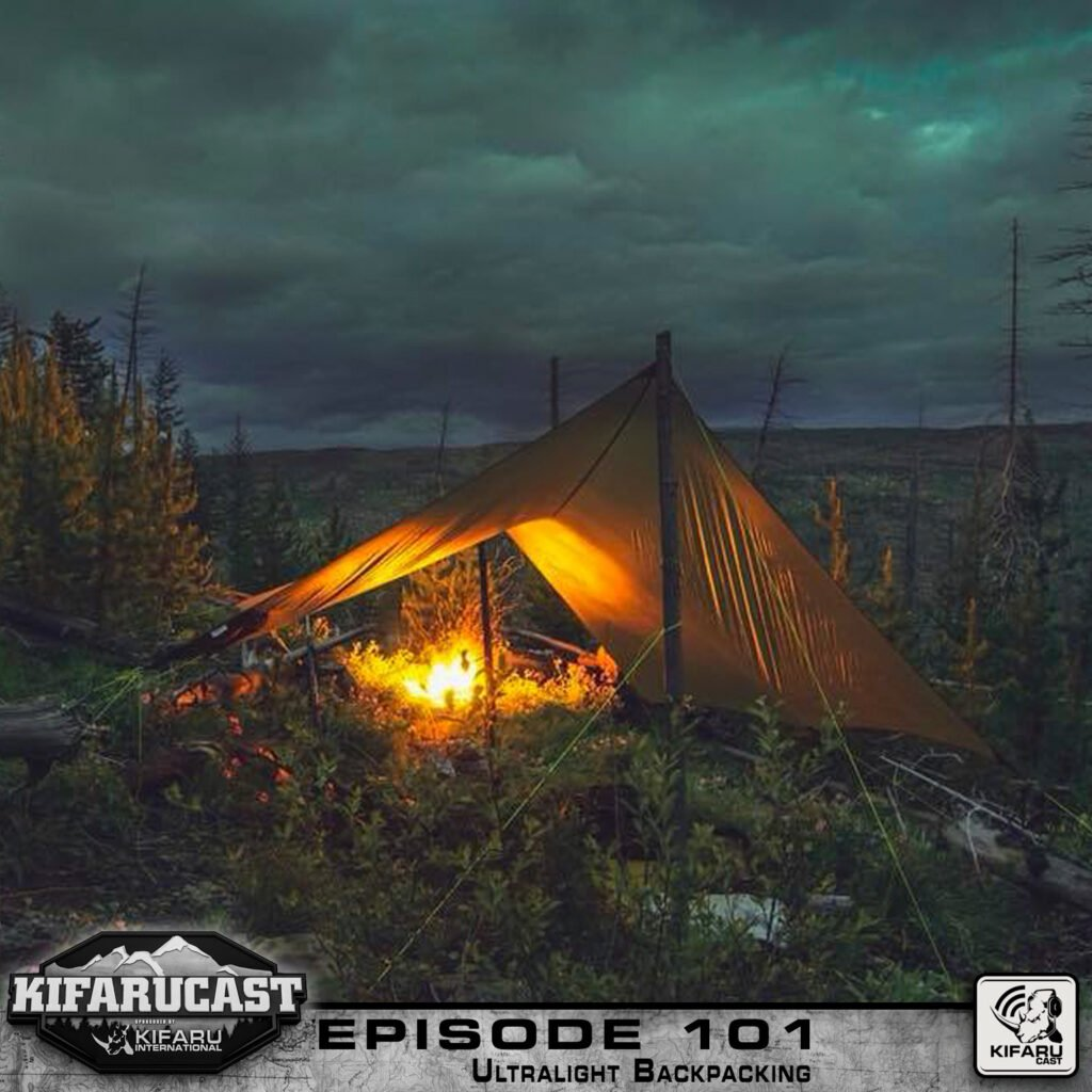 kevin underwood Ultralight Backpacking
