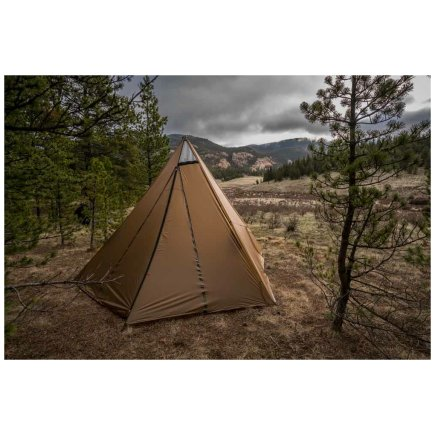 Kifaru International Sawtooth - Tent-Shelter in the Middle of the Woods