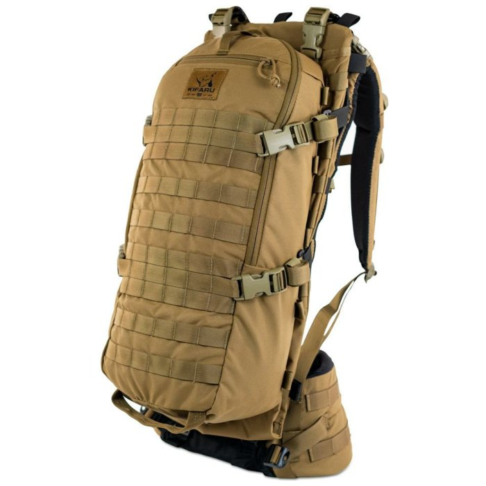 Stryker Cargo Panel (Bag only) - Coyote Brown Diagonal