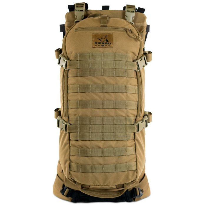 Stryker Cargo Panel (Bag only) - Coyote Brown Frontal