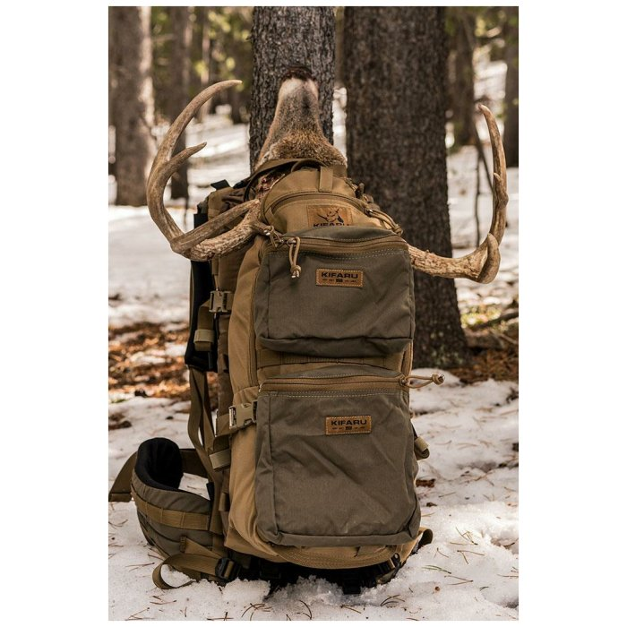 Stryker Cargo Panel (Bag only) - Coyote Brown in the Wild