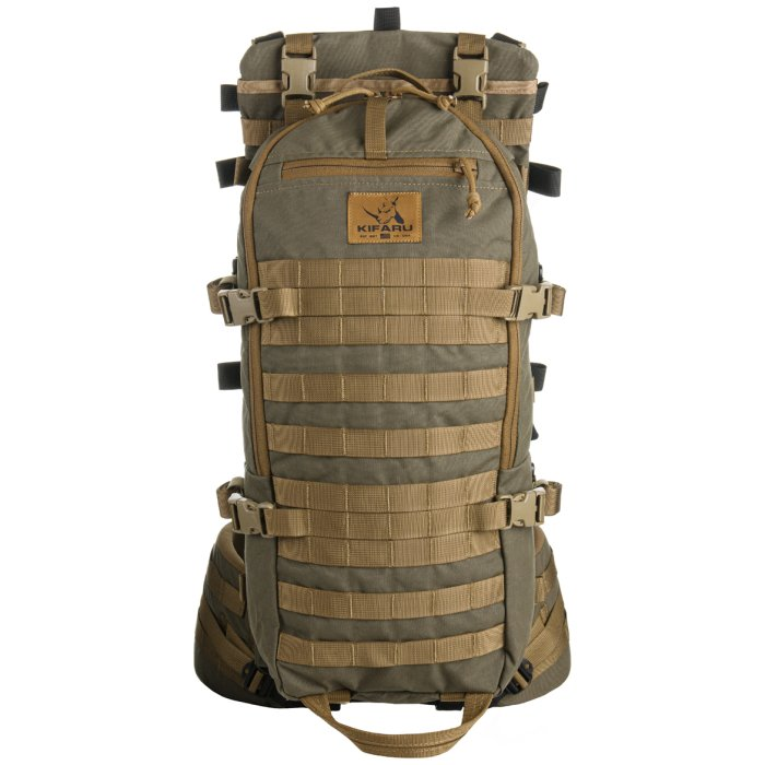 Stryker Cargo Panel Ranger Green