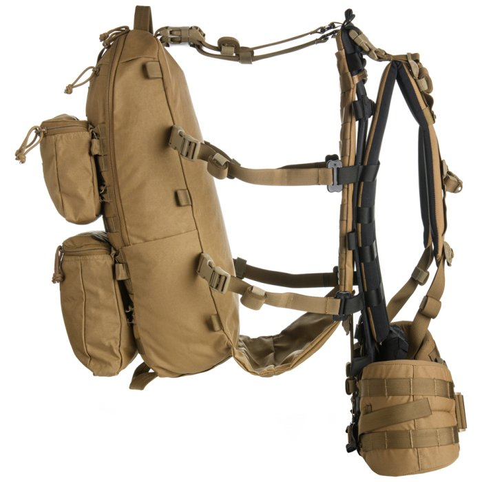Stryker Cargo Panel Coyote Brown