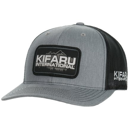 Trucker Cap Wilderness Gray