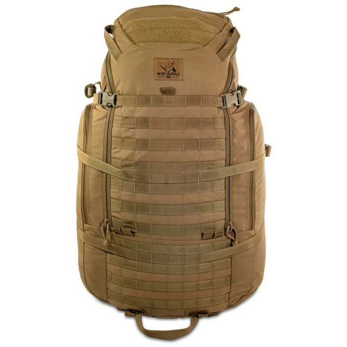 44 Mag (4,400 ci - 72 L Bag only) Frontal Photo of Coyote Brown Color