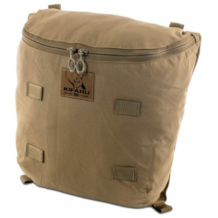 Guide Lid Diagonal Photo of Coyote Brown Color