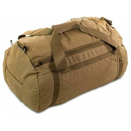 Kenosha Duffel – 2850 ci - 46.7 L Diagonal Phot of Coyote Brown Color