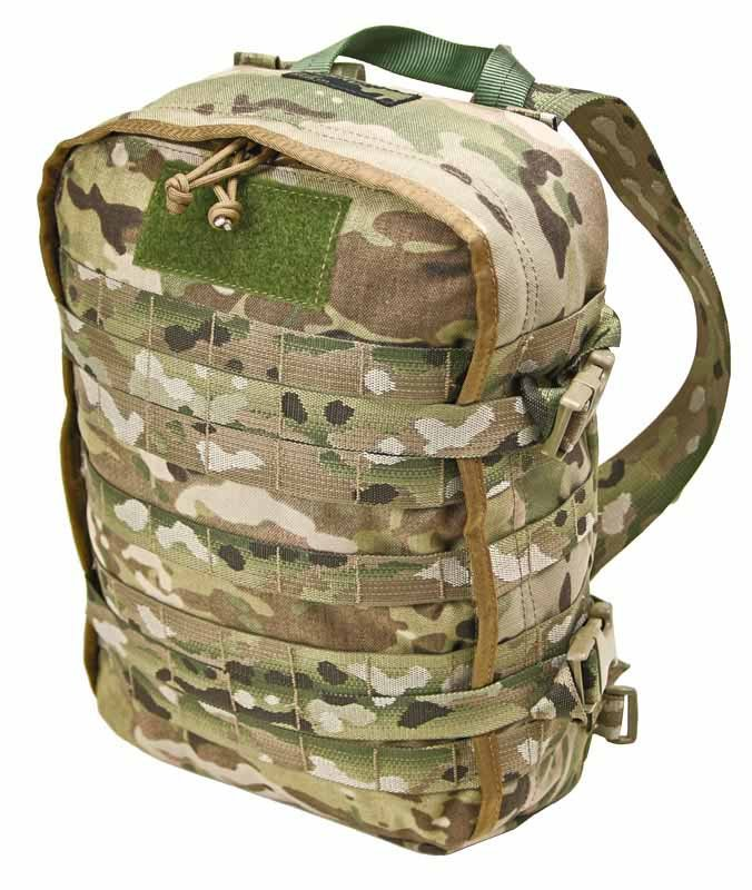 Kifaru International Escape and Evade (785ci - 12.8Liters) Diagonal Photo of Multicam Color