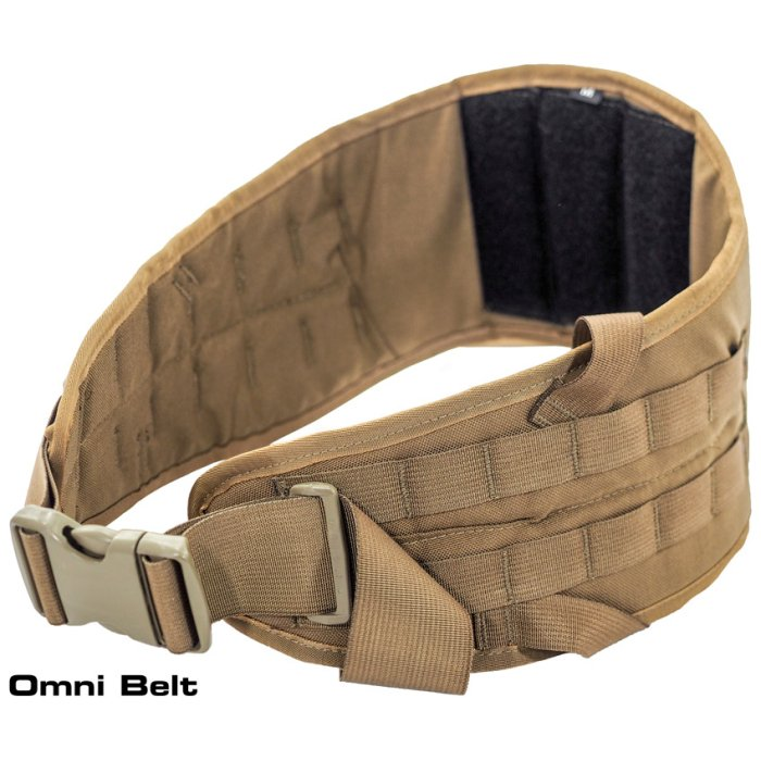 Kifaru Pack Belts Omni Belt