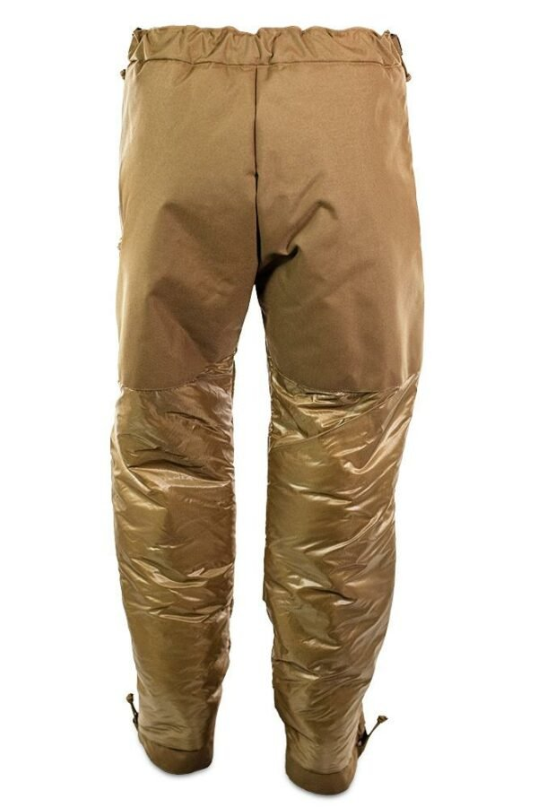 Lost Park Pants Back View Photo of Coyote Brown Color