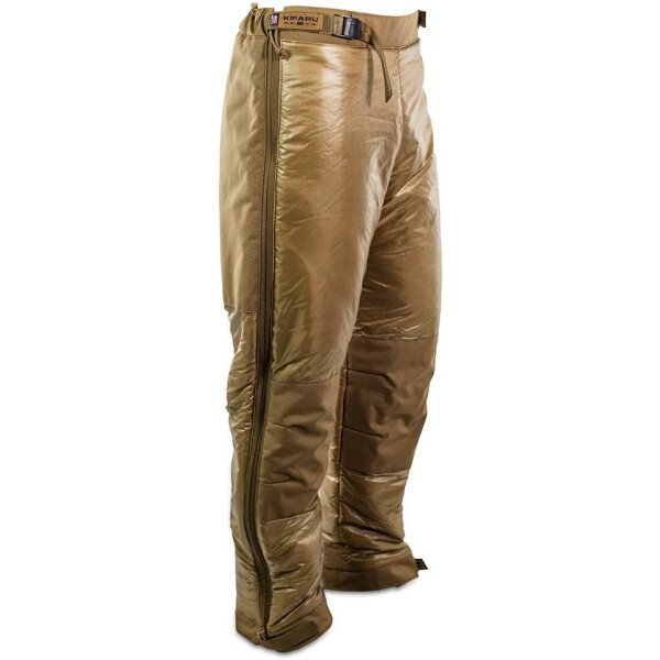 Lost Park Pants Diagonal Photo of Coyote Brown Color