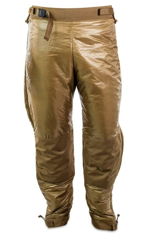 Lost Park Pants Frontal Photo of Coyote Brown Color