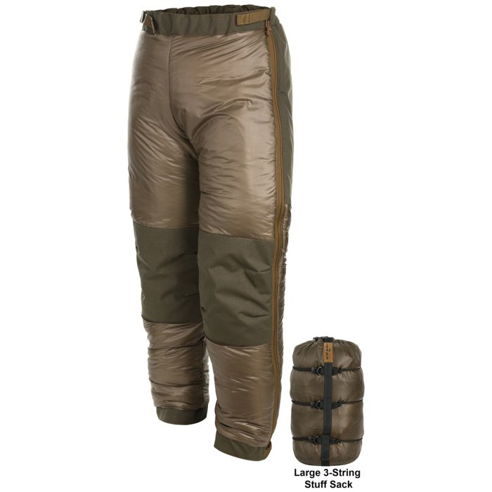 Lost Park Pants With Large 3 String Stuff Sack