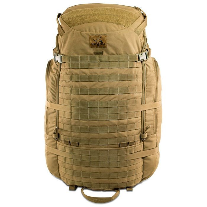 Ma Deuce (7,900 ci - 129 L) Bag Only Photo from the Front