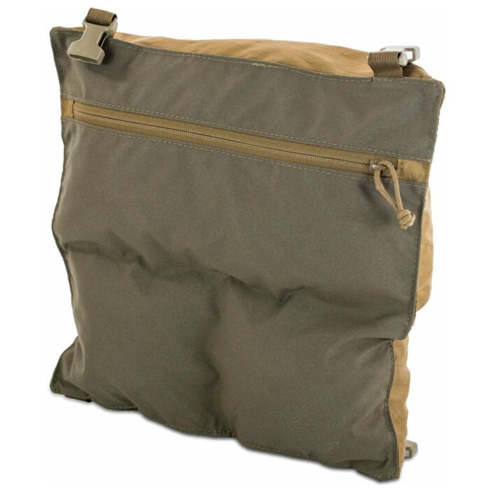 Organizer Guide Lid Xpac CB:Ranger Green Back Photo of Coyote Brown Color with Green Back