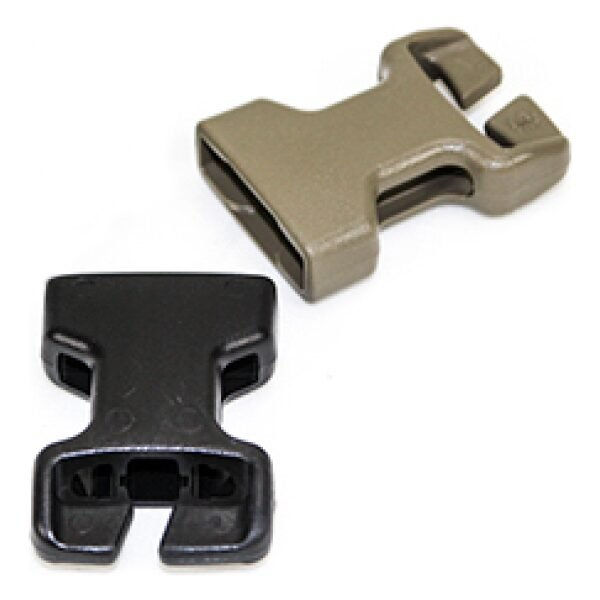 Slotted Female Buckle