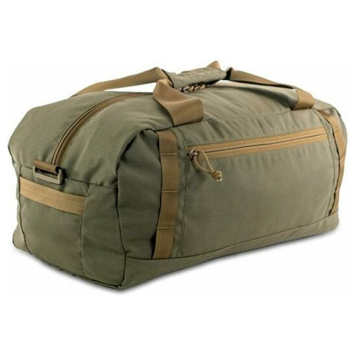 Rampart Duffel – 2000 ci - 32.77 L Diagonal Photo of Ranger Green Color