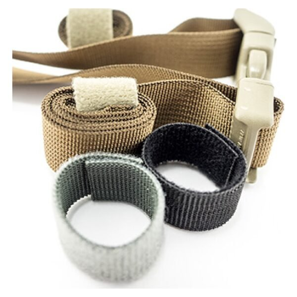 Web Management and Buckle Sets with Straps