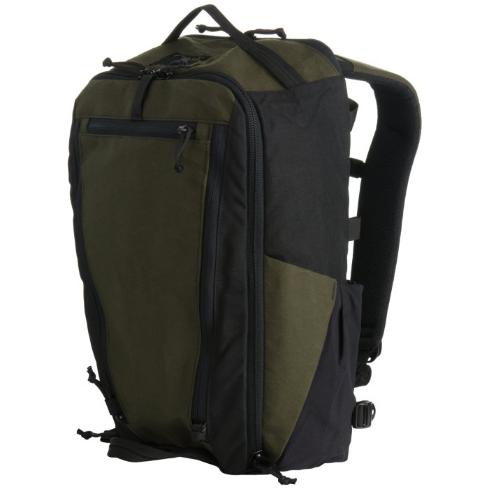Checkpoint Olive Green