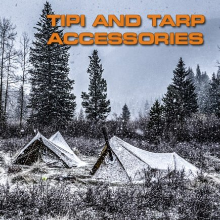 Tipi and Tarp Accessories