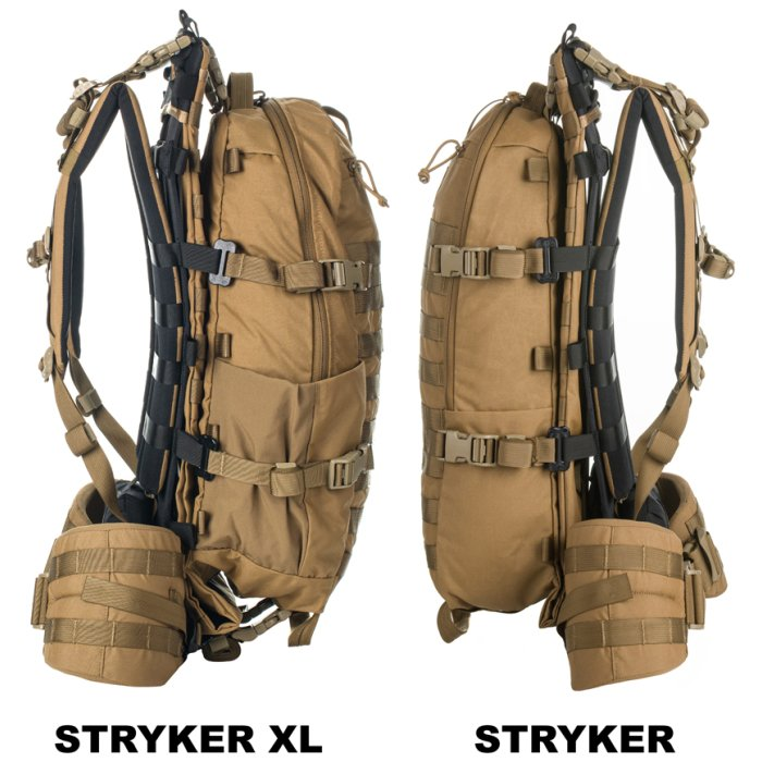 Stryker Comparison
