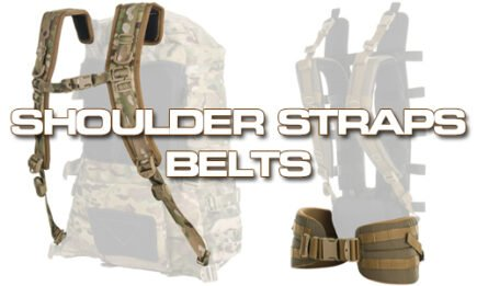 Shoulder Straps & Belts